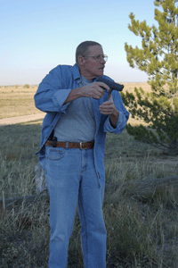 defensive pistol instruction