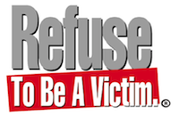 Refuse To Be A Victim logo